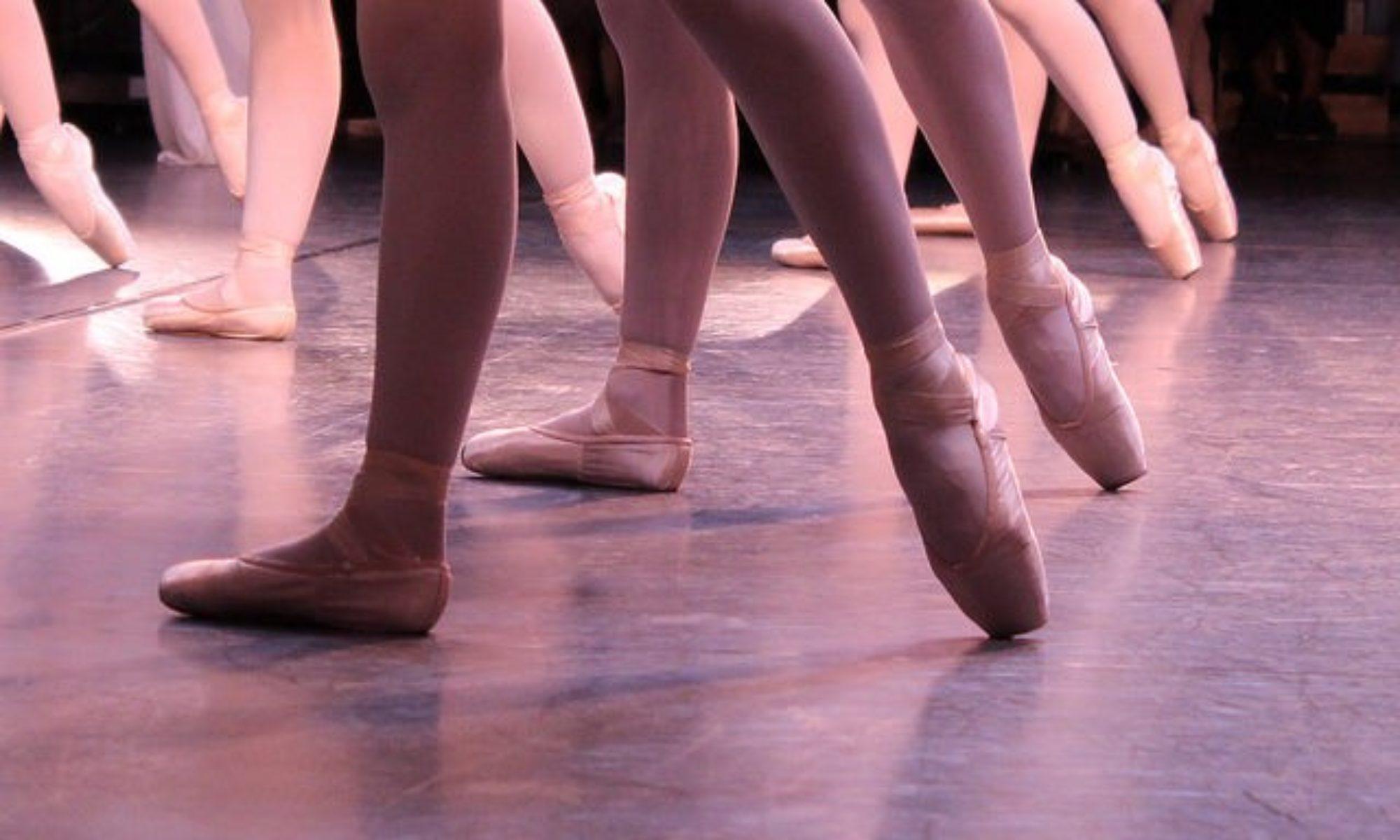 Ballett in Düsseldorf-Gerresheim
